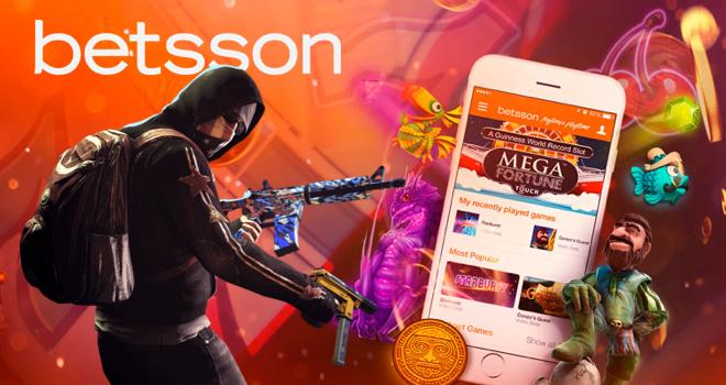 Betsson Esports Betting